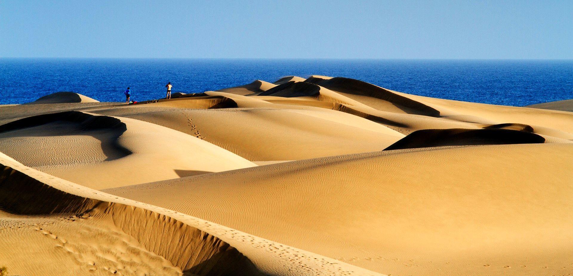 Viaje a Gran Canarias
