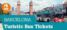 Barcelona Turistic Bus Tickets