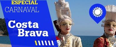 Ofertas Hoteles para Carnavales en la Costa Brava