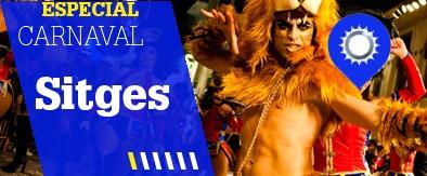 Ofertas de hoteles para el carnaval de Sitges