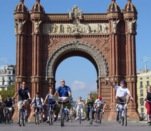 Bike Tours Barcelona