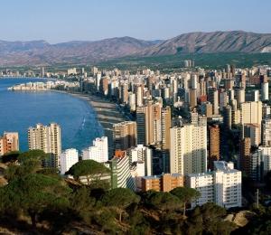 Precios y ofertas de hoteles en benidorm costa blanca for Oferta hotel familiar benidorm