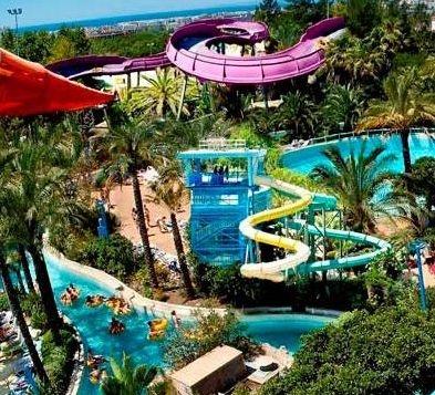 Parque acu tico de port aventura hoteles y ofertas - Parque acuatico menorca ...