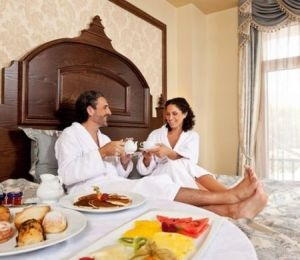 Hotel Gold River de Port Aventura ideal para parejas