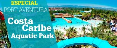 Parque Acuático de Port Aventura - Reservas