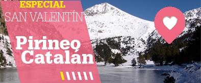 Ofertas Hoteles San Valentín Pirineo Catalán