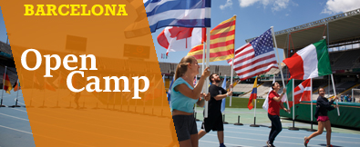 Oferta Open Camp Barcelona + Hotel