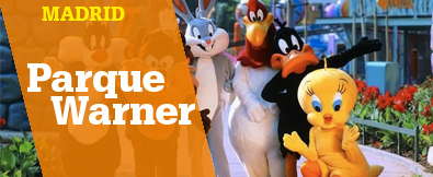 Ofertas Halloween Warner Madrid
