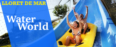 Ofertas Water World Lloret de Mar