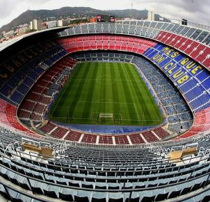 Entrada Tour Camp Nou