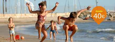 Family Holidays in Costa Daurada