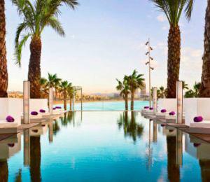 Hoteles barcelona para la merc ofertas de hoteles for Buscador de hoteles en barcelona