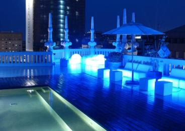 Precios y ofertas de hotel casa fuster en barcelona for Terraza casa fuster