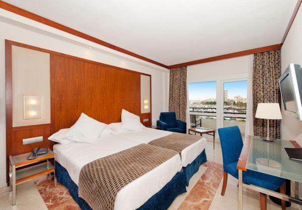 Precios y ofertas de hotel fin de a o melia alicante en for Hoteles interior alicante