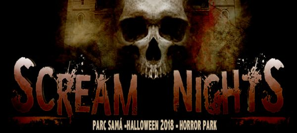 Entradas Entrada Scream Nights Park - 1 Día