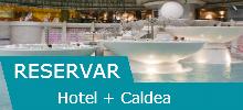 Hotel + Caldea